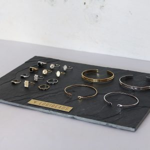 display ringen leisteen plaat