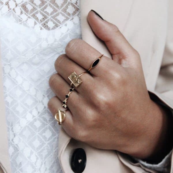 Goldplated ringen goedkoop