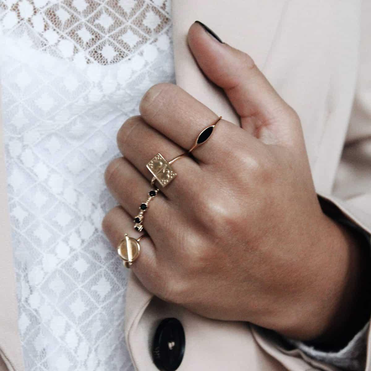 Goldplated ringen goedkoop