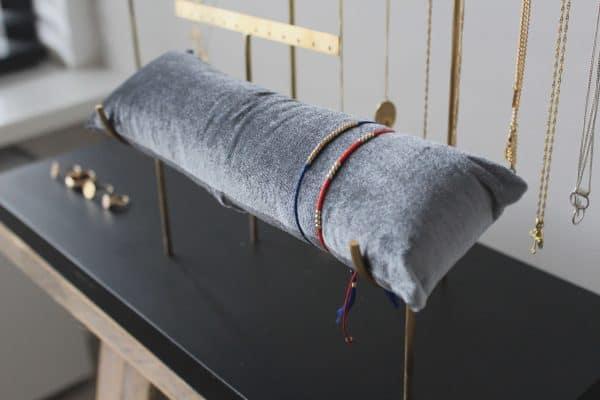 Sieraden display kettingen ringen oorbellen armbanden