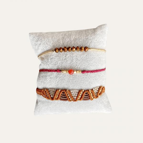 Minimalistisch armbanden setje