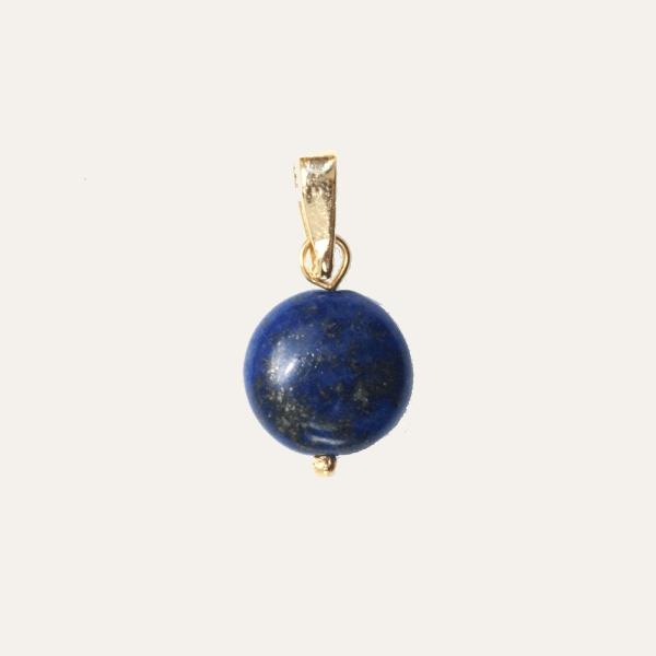 Lapis Lazuli hanger ketting
