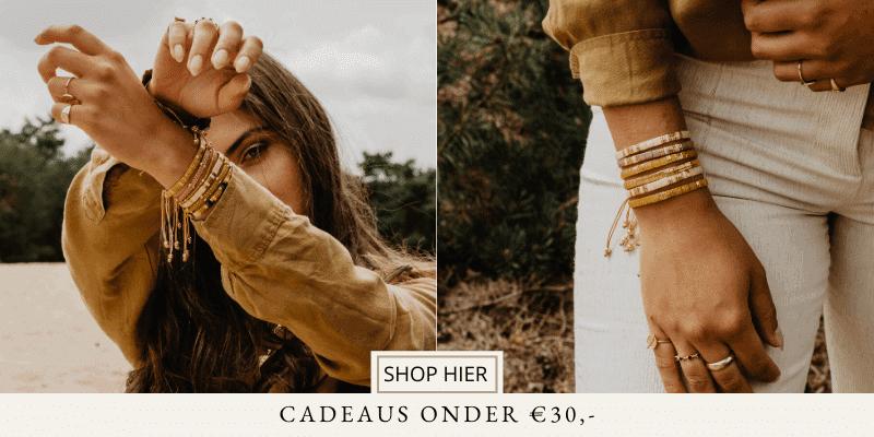 Sinterklaas sieraden cadeau onder 5 euro