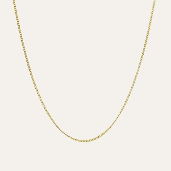 basis ketting goud