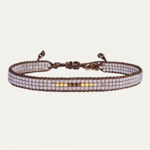 Brede kralen armband