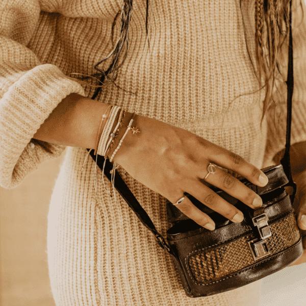 armband kraaltjes