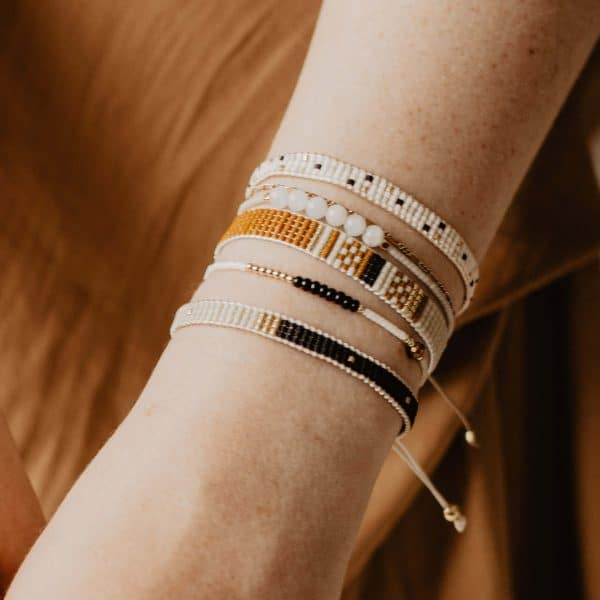armband dames goudkleurig