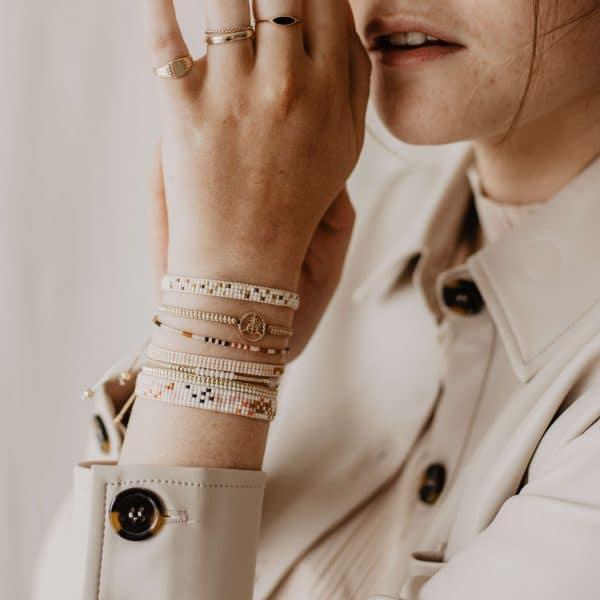 armband goud dames