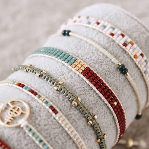 dunne armbandjes touw (2)