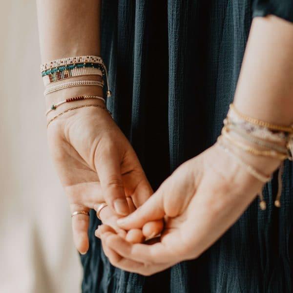fijne gouden armbandjes