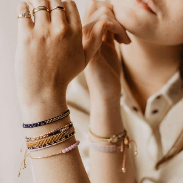 minimalistische armbandjes